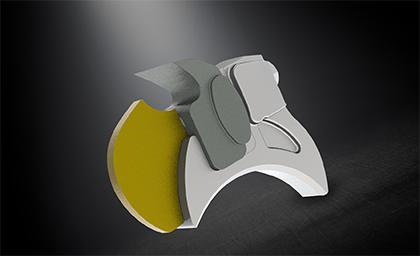 Cut control hammer