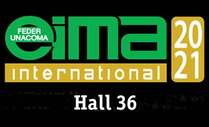 Messe EIMA 2021