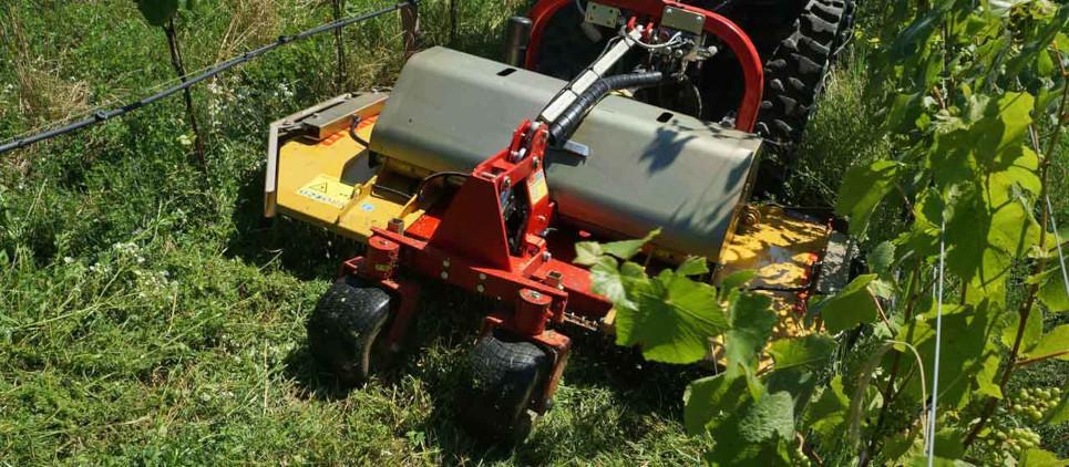 trituradora de hierba robusta