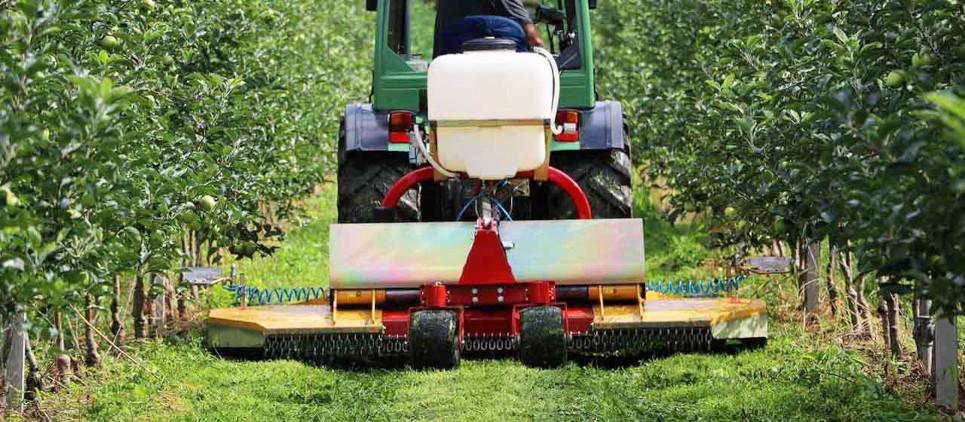 Pulvérisateur d'herbicide