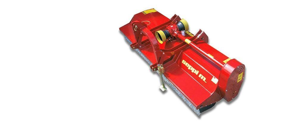 Trinciatrice a martelli ad alte prestazioni 130-200 CV