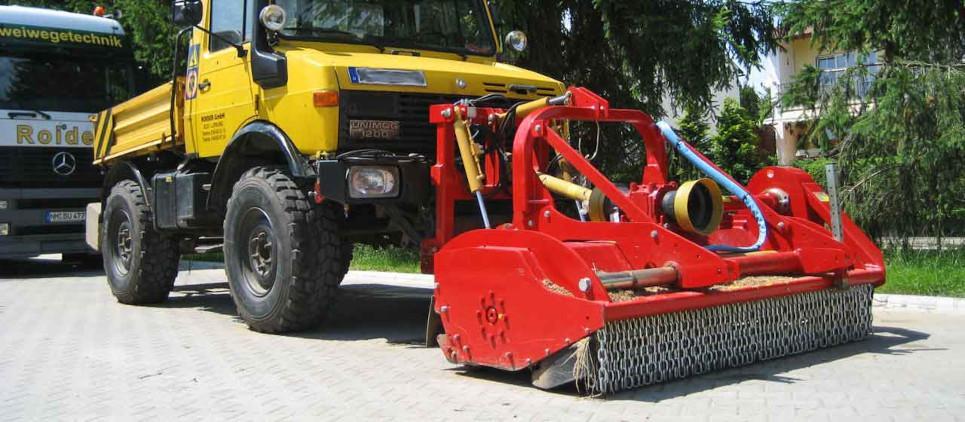 Trituradora de martillos de alto rendimiento 130-200 CV