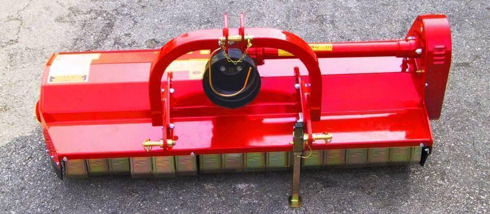 Der leichteste Traktor-Mulcher von SEPPI M