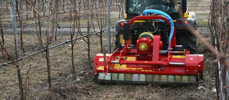 The ultra low, aerodynamic mulching mower