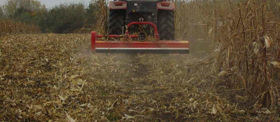 Der reversible Mulcher-Klassiker für Landwirtschaft und Umweltpflege