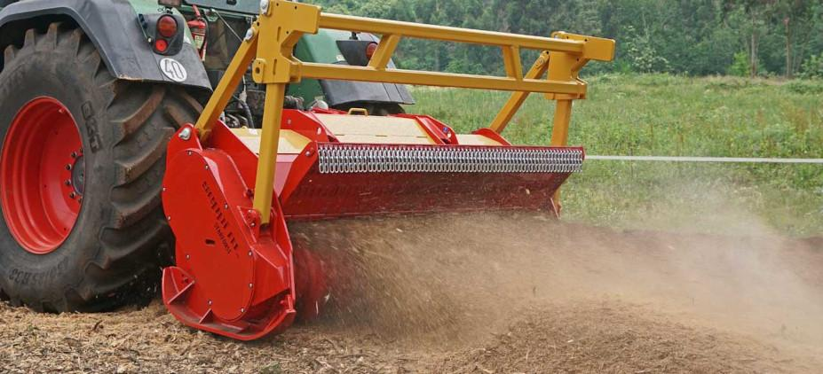 Strong & reliable for professional vegetation management such as land clearing, right-of-way management ect.