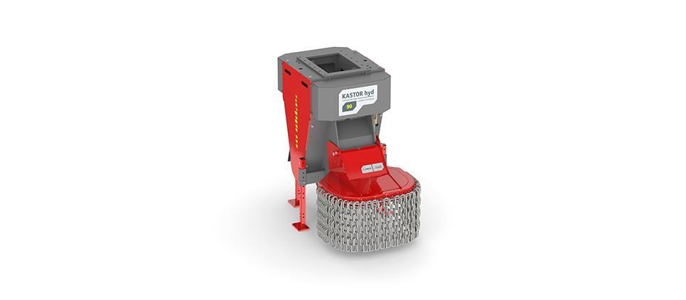 Stump grinder for excavators 15 - 30 t