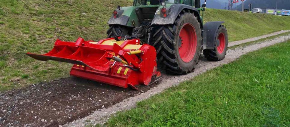 Recupero di terreni agricoli