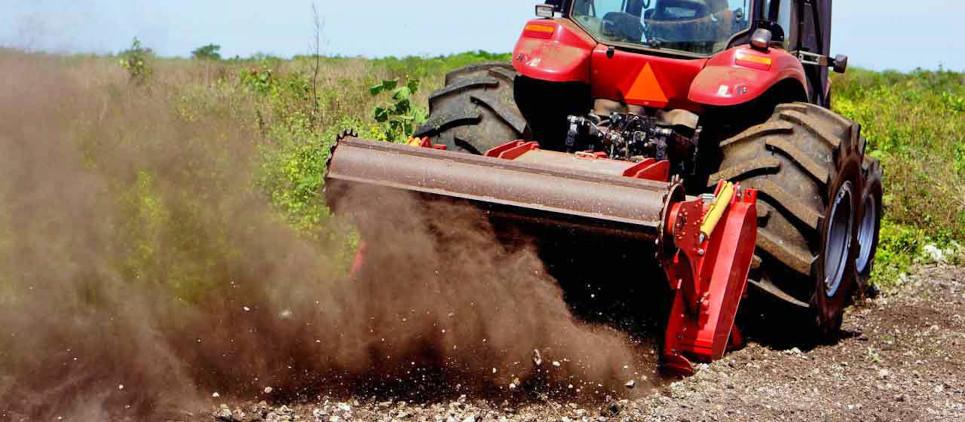 Create and maintain gravel roads