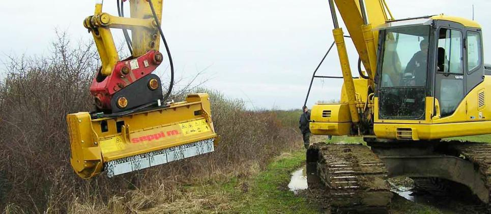 for medium size excavators
