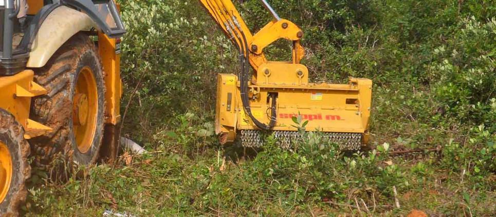 pour excavateurs de 7 à 15 tonnes