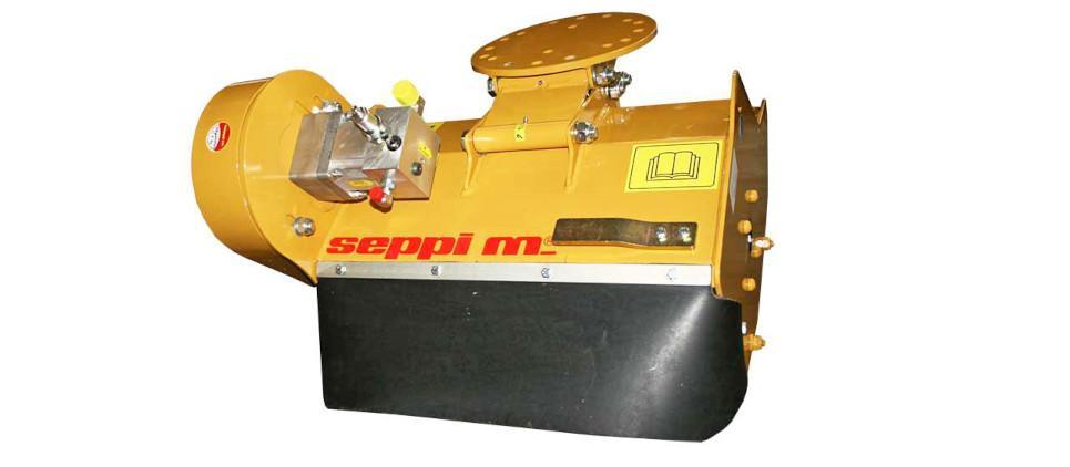 Trituradora universal para el mantenimiento profesional