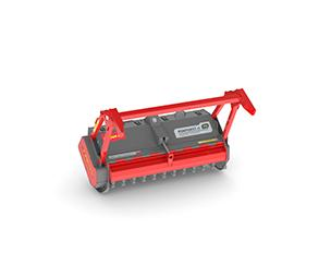Mulchers for Compact Loaders