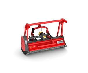 MIDIFORST Forstmulcher für mittlere Traktoren 80-130 PS