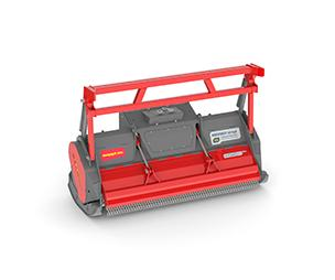 MIDIFORST dt hyd - forestry mulcher and shredder for hyd. drive tractors and prime movers, mulches wood up to 30 cm