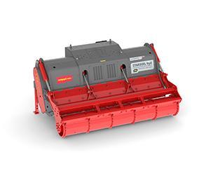 SEPPI STARSOIL hyd Forstfräse und Steinbrecher für hydraulische Schlepper 200-350 bar - 230-500 l/min